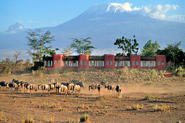 amboseli Serena/Kilimanjaro