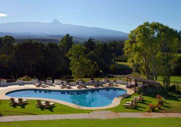 Mt Kenya safari club